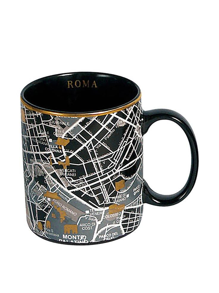 18 best seletti images on pinterest dishes dinner plates and seletti porcelain map mug at myhabit gumiabroncs Gallery