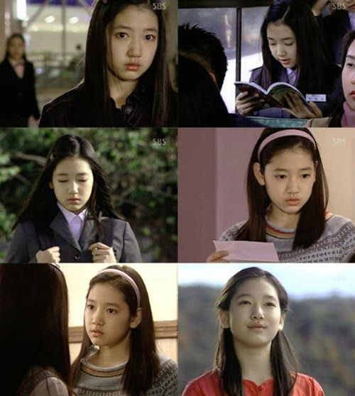 A born beauty, Park Shin Hye's middle school photos revealed ~ Latest K-pop News - K-pop News | Daily K Pop News