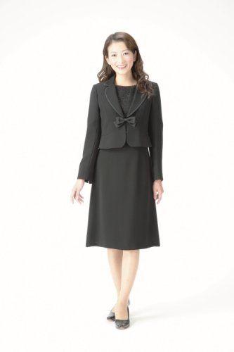 Amazon.co.jp: (マーガレット)marguerite 4-991 ブラックフォーマル レディース アンサンブル 礼服: 服&ファッション小物