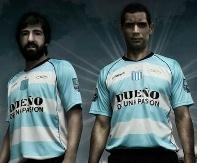 Racing Club Olympikus 2012 Copa Sudamericana Home Kit