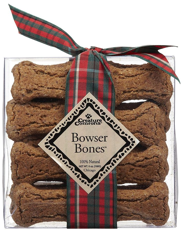 Creature Comforts Bowser Bones - Box ** Quickly view this special dog product, click the image : Dog treats