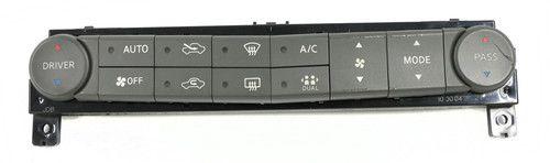 2004-2006 Nissan Maxima OEM AC Heat Temperature Controls Part Number 27500-7Y000