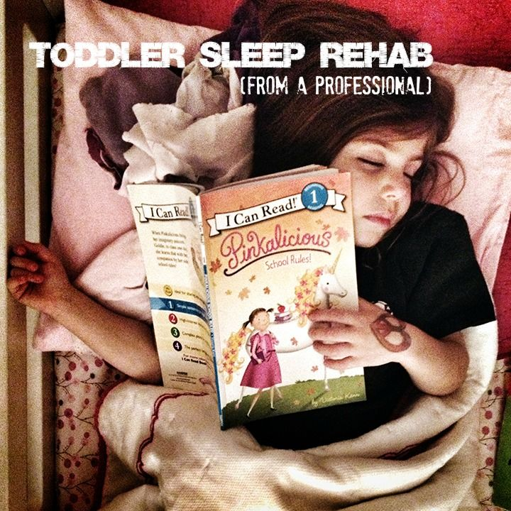 Toddler Sleep Rehab: From a Professional