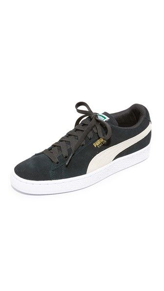PUMA Classic Lace Up Sneakers. #puma #shoes #sneakers