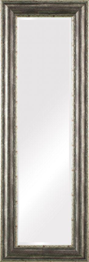 Spiegel Josephe 47x137cm  Description: Elegante massieve spiegel in een frame van kunststof. Het frame met een zachte deco in bruin/goud. De spiegel past in ruimtes in klassieke of rustieke stijl. Om rechtop of liggend op te hangen. Materiaal: kunststofAfmeting: 47x137cm (incl. 9cm frame)  Price: 239.99  Meer informatie