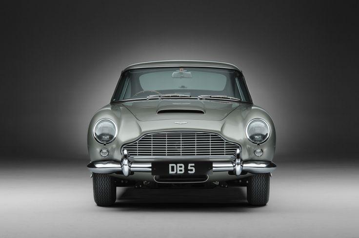 1965 ASTON MARTIN DB5 'OGLE'
