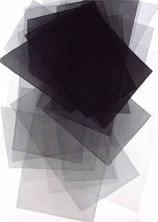 elunicoblanco:  http://elunicoblanco.tumblr.com/ Joachim Bandau - black fluid