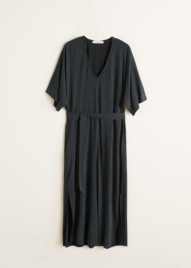 Fiyonklu Modal Elbise The Dress Moda Stilleri Elbise