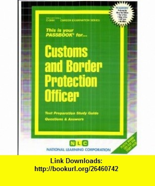 12 best pdf ebook images on pinterest before i die behavior and customs border protection officer career examination pass 9780837339948 jack rudman isbn fandeluxe Choice Image