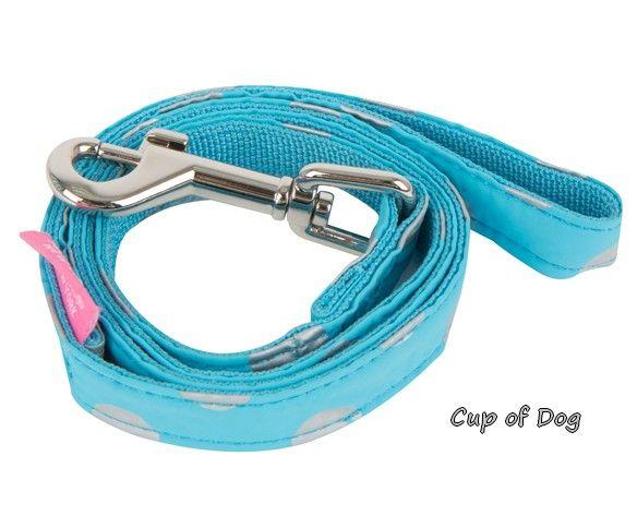 Laisse Pinkaholic Chic - Blue https://www.cupofdog.fr/collier-harnais-chihuahua-petit-chien-xsl-243.html