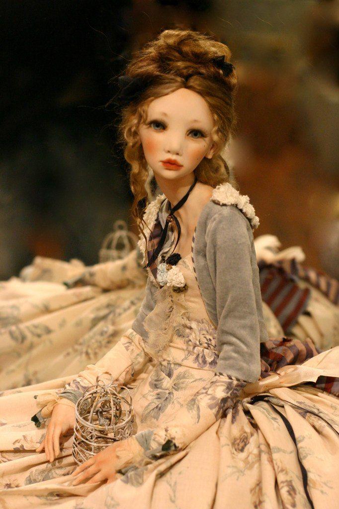 Fantasy   Whimsical   Strange   Mythical   Creative   Creatures   Dolls   Sculptures   Алиса Филиппова /Alisa Filippova