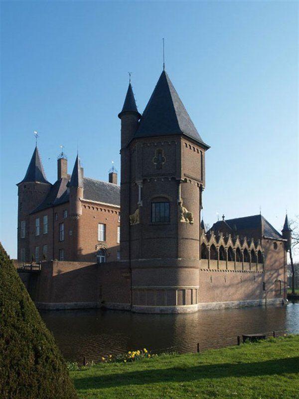 castle Heeswijk ~ the Netherlands