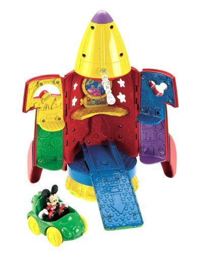 Fisher-Price Mickey Mouse Space Rocket by Fisher-Price, http://www.amazon.co.uk/dp/B004XWZTRK/ref=cm_sw_r_pi_dp_5Vezsb1QZZ0X1
