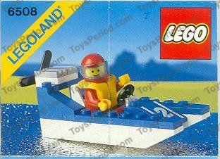 LEGO 6508 Wave Racer Image 1