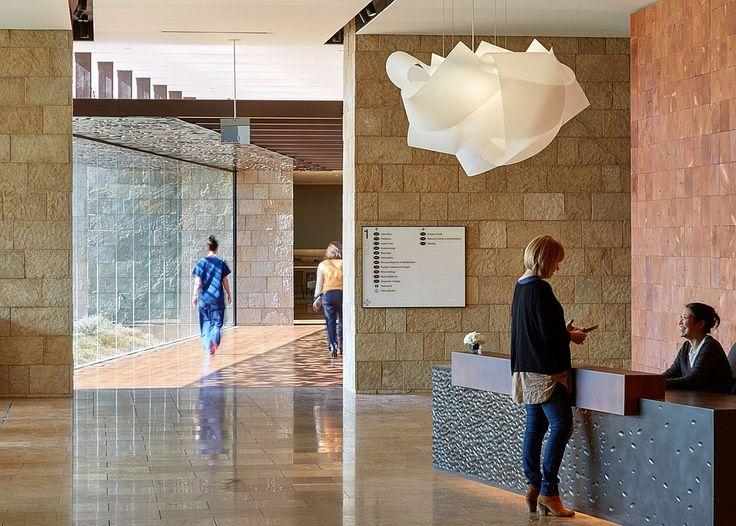 Nature And Nurture NBBJs Palo Alto Medical Foundation San Carlos Center Interior Design