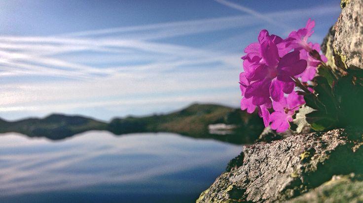 Lago del monte Luco