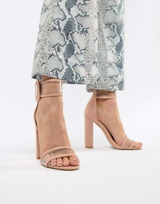 f430a0d7d442 shoes for pref round of sorority recruitment. Public Desire Mission Dusty  Pink ...