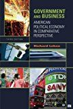 #survival Government and Business: American Political Economy in Comparative Perspective #prepping