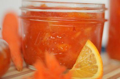 φτιάχνουμε μαρμελάδα καρότο συνταγές
