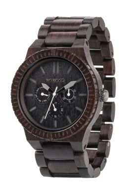 Wooden watches, from £95, Chocolate Frog Company (Oakhanger)
