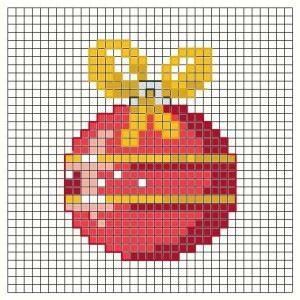noël - christmas - point de croix - cross stitch https://www.etsy.com/shop/InstantCrossStitch