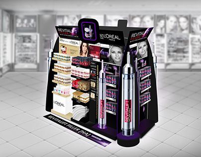 "Check out new work on my @Behance portfolio: ""L'oreal Revitalift"" http://be.net/gallery/52980213/Loreal-Revitalift"