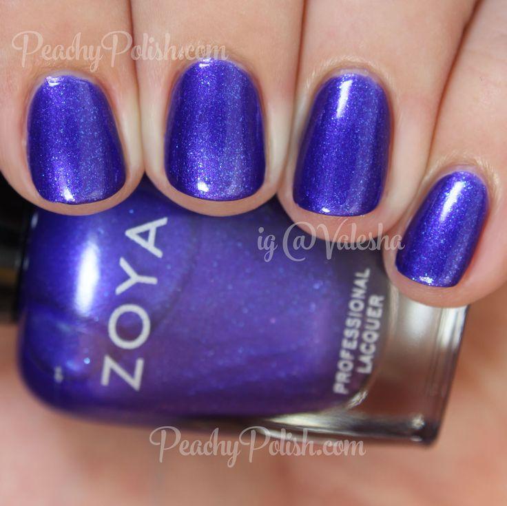 "Zoya: Summer 2015 Paradise Sun Collection - ""Isa"" is a ...  Zoya: Summer 20..."