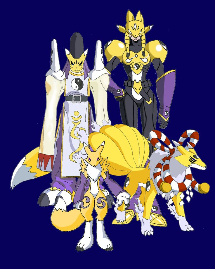 digimon tamers taomon - photo #38