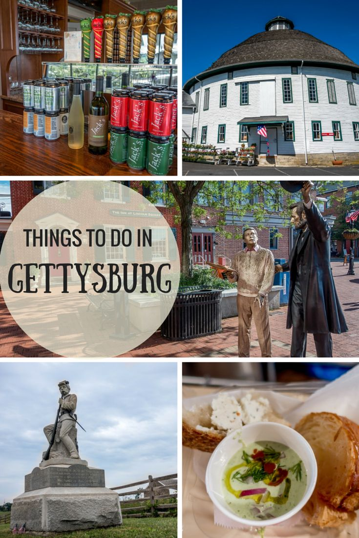 From picking your own apples to visiting an historic battlefield, there are so many fun things to do in Gettysburg, Pennsylvania | Seven Great Ways to Spend a Weekend in Gettysburg