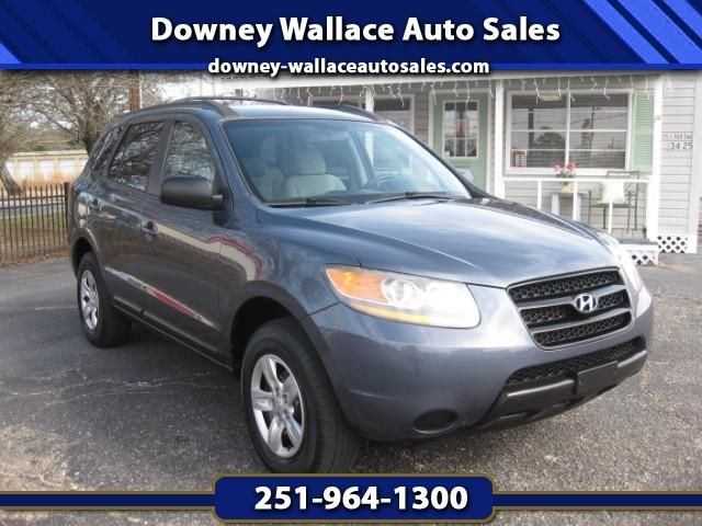 Used 2009 Hyundai Santa Fe GLS for Sale in Loxley AL 36551 Downey Wallace Auto Sales