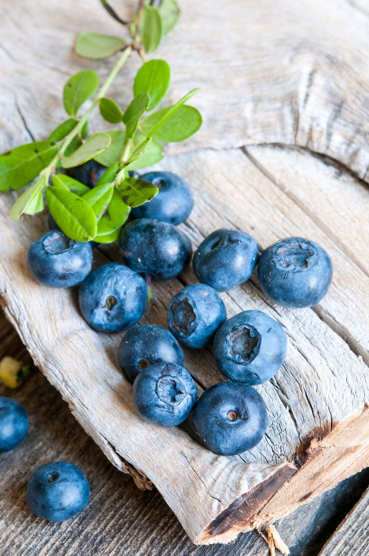 Blueberries by Natalia Bulatova on 500px