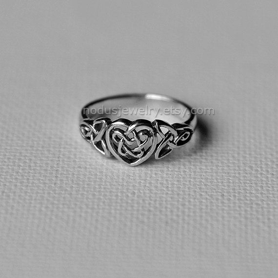 Hey, I found this really awesome Etsy listing at https://www.etsy.com/listing/246863632/celtic-ring-2-sterling-silver-ring