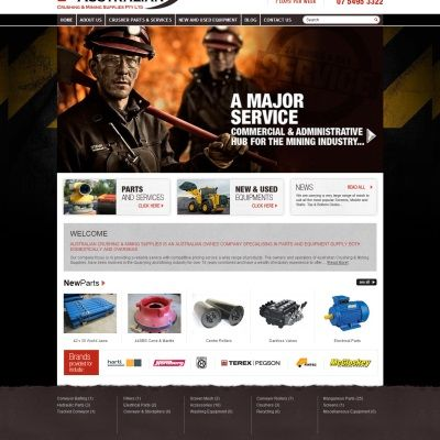 Australian Crushing & Mining Supplies is able to source a host of equipment, parts and consumables to suit the needs of the quarrying and mining industry at the best possible prices without any compromise to quality.For more information, please visit- http://acmsupplies.com.au/