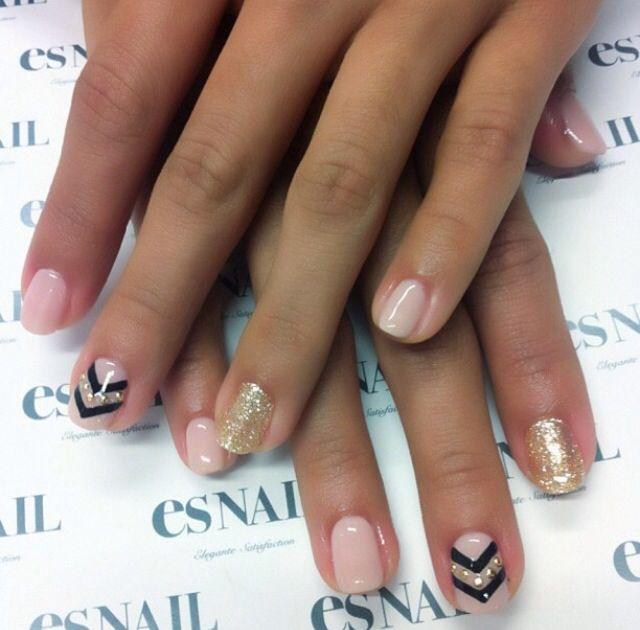Short nails.