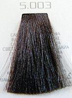 HC Hair Light Крем-краска 5.003 светло-каштановый натуральный баийя, 100 мл , фото 1