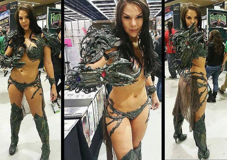 Amaaaaaazing #Witchblade cosplay posted on @starsofcosplay Instagram