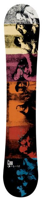 Burton Andy Warhol Last Supper Collectors Edition Snowboard --- PLEASE, I NEED THIS