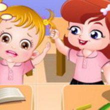 Baby Hazel In Preschool 905