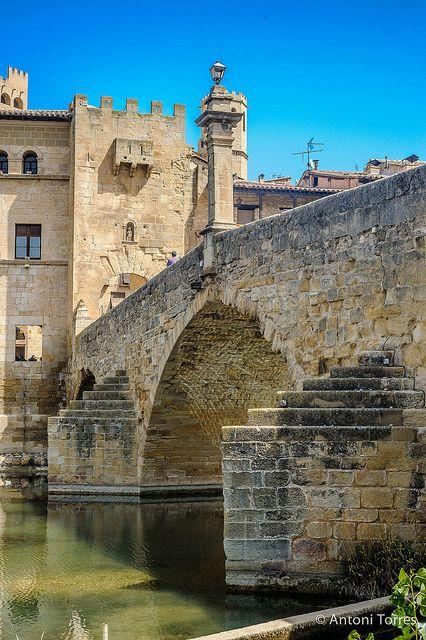 Teruel (Aragón) - Roman bridge, Valderrobres, Spain