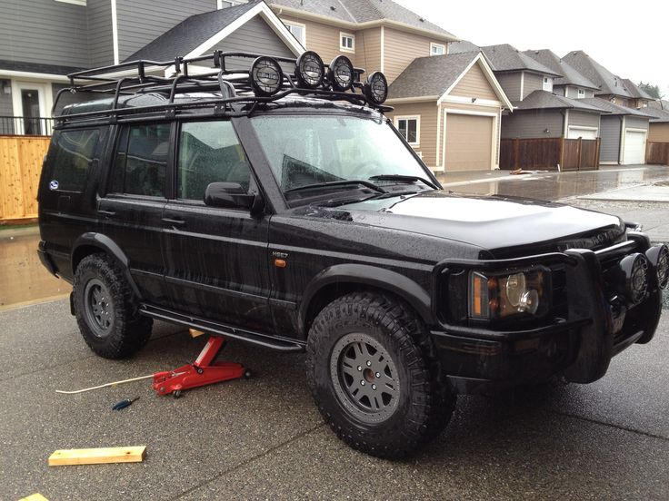 Fitting Terrafirma Rock Sliders To My Land Rover Discovery