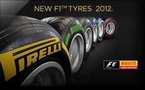 pirelli tyres F1 tyres