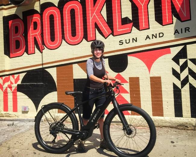 I Tried Riding An E Bike And It Was Nothing Like I Expected With
