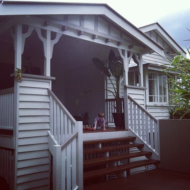 Fun and VJs: Lovely Queenslander home details and ideas