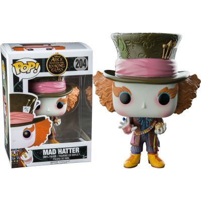 Alice Through The Looking Glass - Mad Hatter with Chronosphere Pop! Vinyl Figure