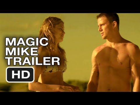 'Magic Mike' trailer: Channing Tatum strips for your pleasure.....I CANT WAIT TO SEE THIS