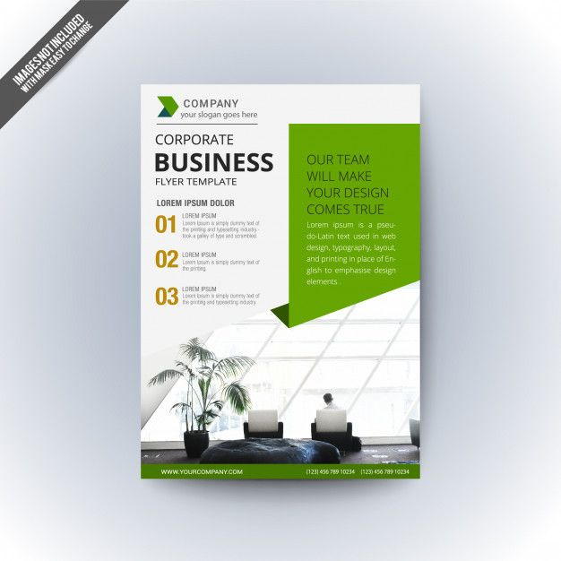 Business flyer template  Download thousands of free vectors on