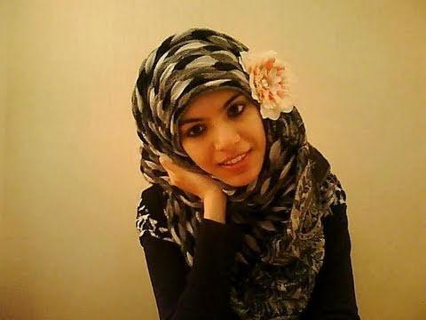 A few Ways to Accessorize your Headscarf/Winter Volume Hijab