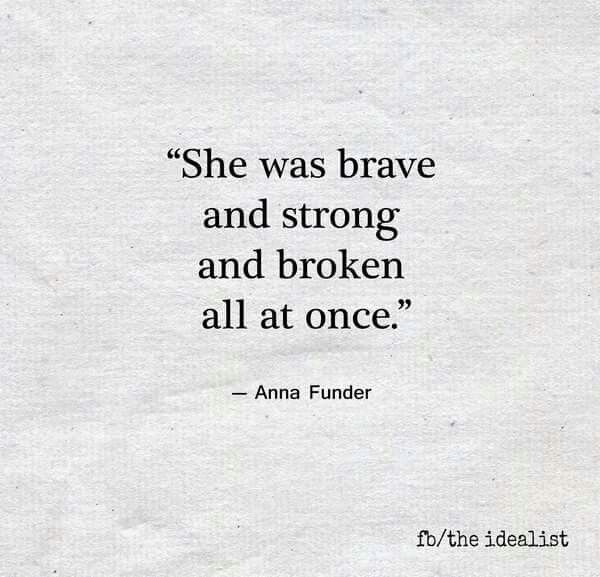 This is me, since you have died. Broken, I just feel broken inside. I love you & miss you every second of every day! Love, Momma