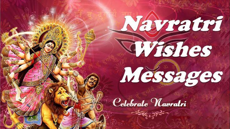 Navratri Vijayadashmi Wishes Messages Video   Happy Durga Pooja