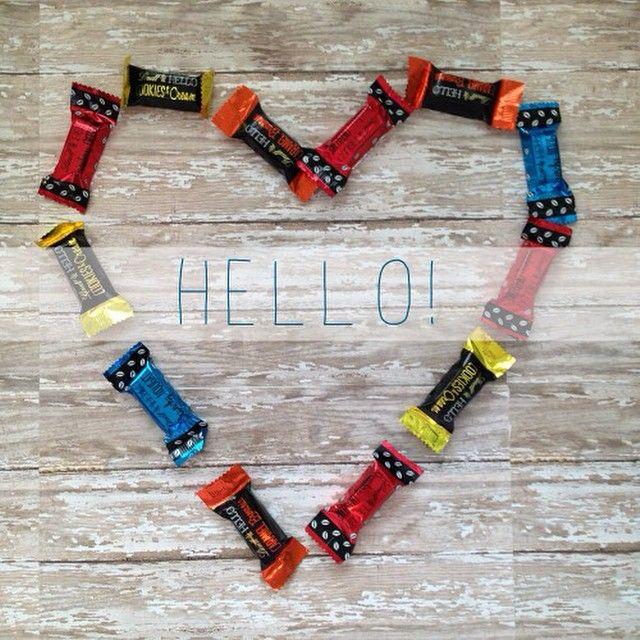 HELLO World! #LindtHELLO #ItStartedWithHELLO @lifeanchored